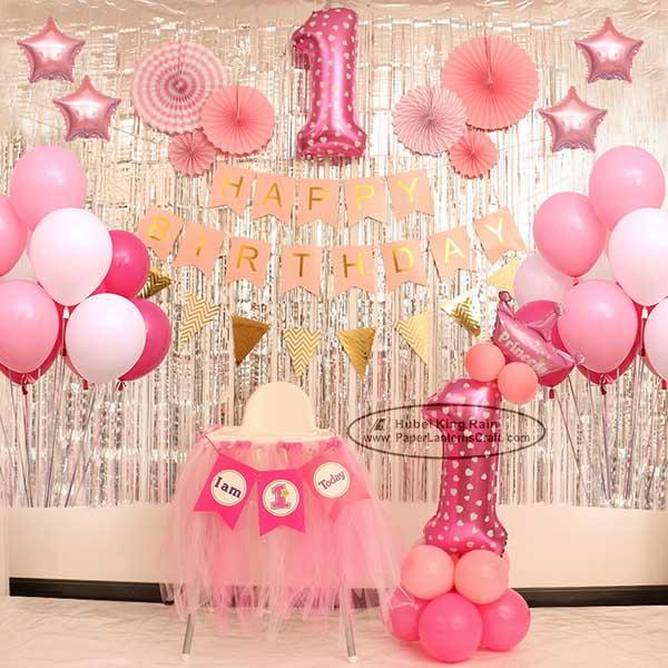 Candy Color Paper Fan Suit  Wedding Dessert Table Decorations 1